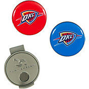 Team Effort Oklahoma City Thunder Hat Clip and Ball Markers Set