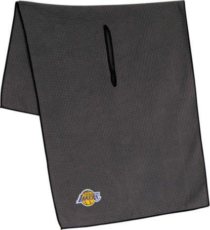 """Team Effort Los Angeles Lakers 19"""" x 41"""" Microfiber Golf Towel"""