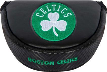 Team Effort Boston Celtics Mallet Putter Headcover