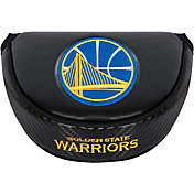 Team Effort Golden State Warriors Mallet Putter Headcover