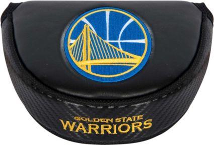 Team Effort Golden State Warriors Mallet Putter Headcover
