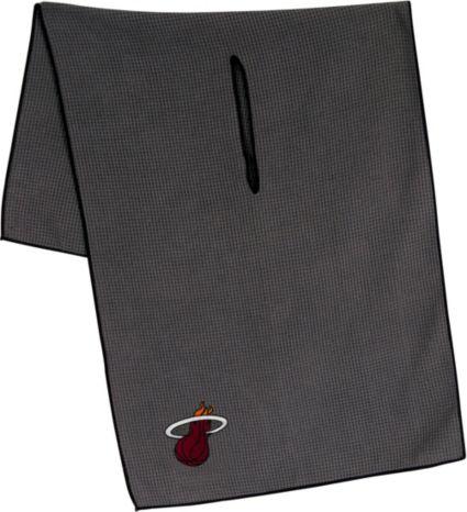"Team Effort Miami Heat 16"" x 41"" Microfiber Golf Towel"