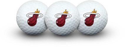 Team Effort Miami Heat Golf Balls – 3 Pack