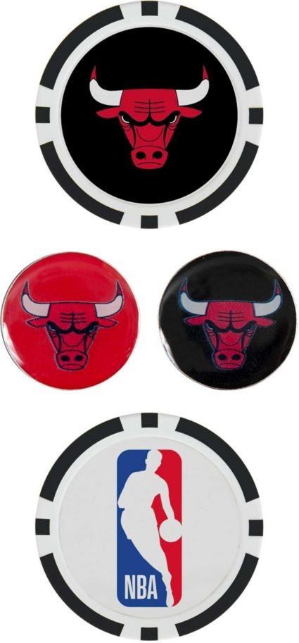 Team Effort Chicago Bulls Ball Marker Set