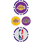 Team Effort Los Angeles Lakers Ball Marker Set