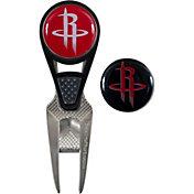 Team Effort Houston Rockets CVX Divot Tool and Ball Marker Set