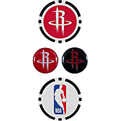 Team Effort Houston Rockets Ball Marker Set