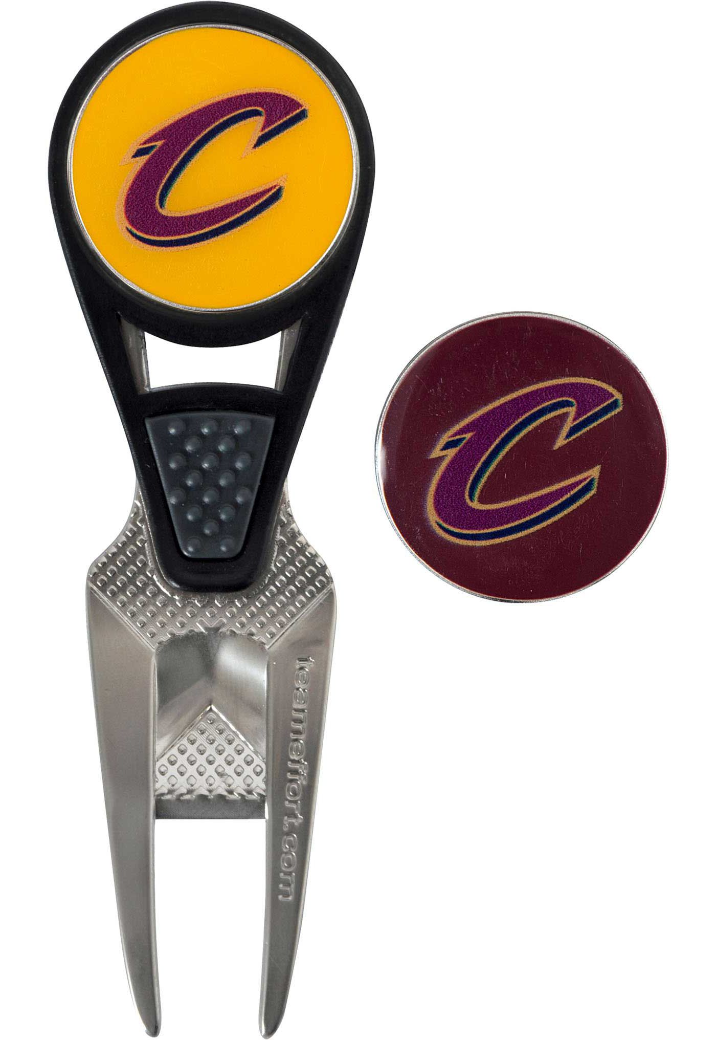 Team Effort Cleveland Cavaliers CVX Divot Tool and Ball Marker Set