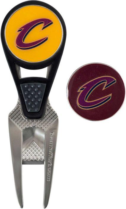 Team Effort Cleveland Cavaliers CVX Divot Tool and Ball Marker Set