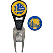 Team Effort Golden State Warriors CVX Divot Tool and Ball Marker Set