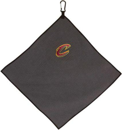 "Team Effort Cleveland Cavaliers 15"" x 15"" Microfiber Golf Towel"