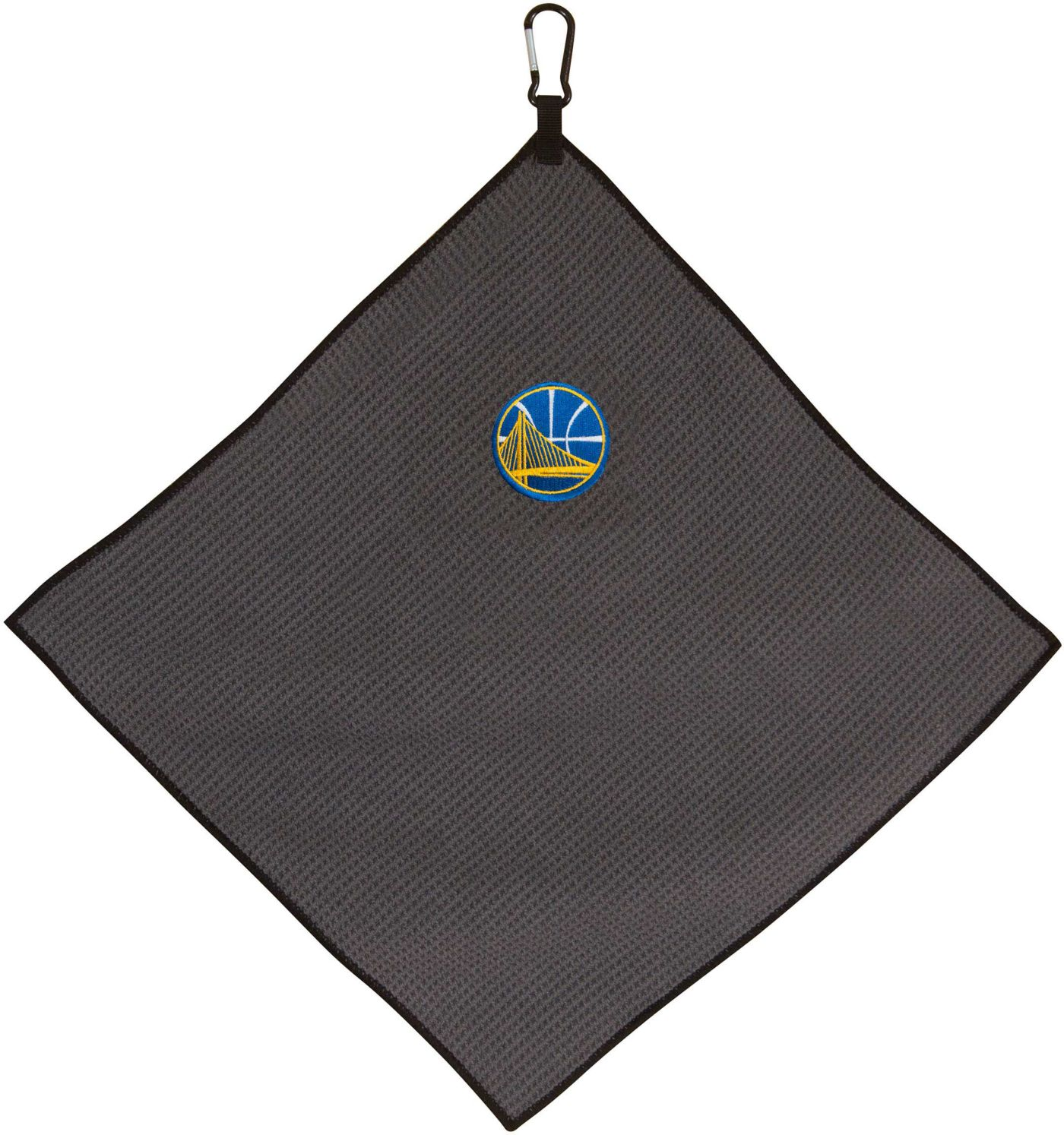 "Team Effort Golden State Warriors 15"" x 15"" Microfiber Golf Towel"
