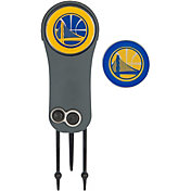 Team Effort Golden State Warriors Switchblade Divot Tool and Ball Marker Set