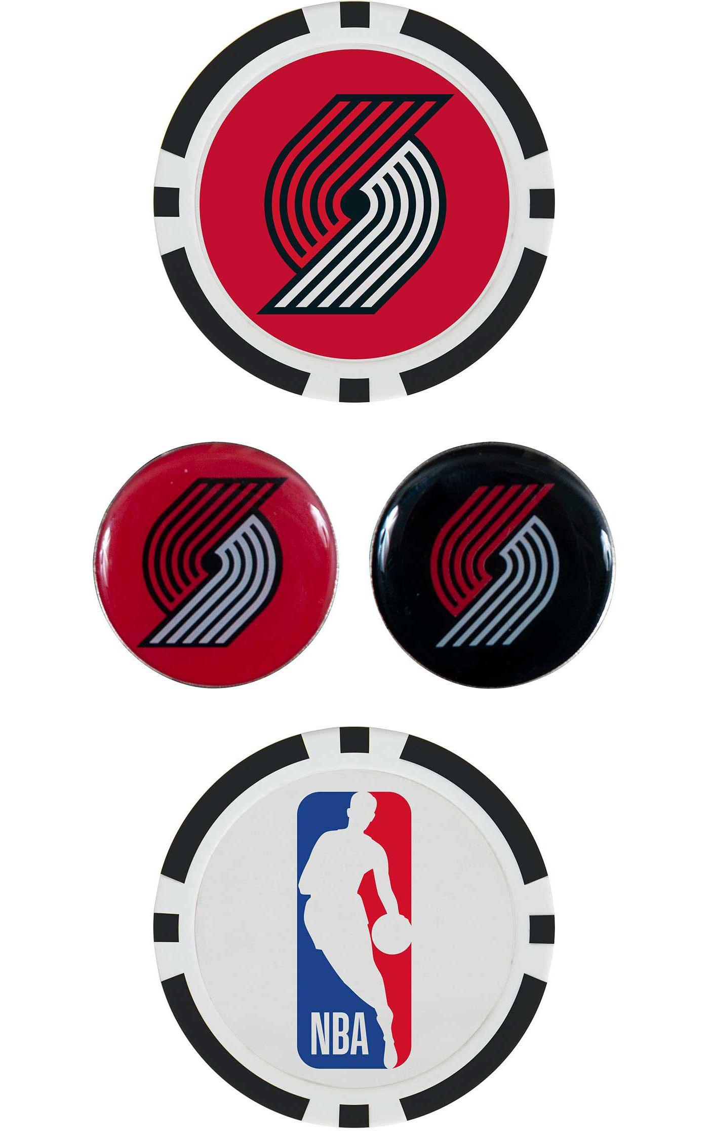 Team Effort Portland Trail Blazers Ball Marker Set