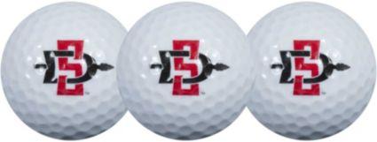 Team Effort San Diego State Aztecs Golf Balls - 3 Pack