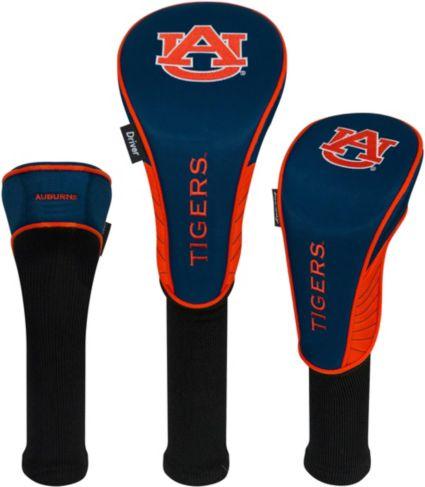Team Effort Auburn Tigers Headcovers - 3 Pack