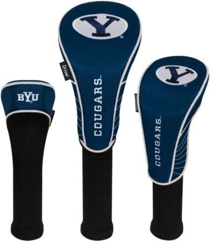 Team Effort BYU Cougars Headcovers - 3 Pack