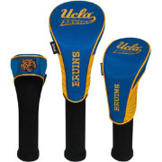 Team Effort UCLA Bruins Headcovers - 3 Pack
