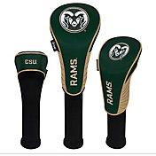 Team Effort Colorado State Rams Headcovers - 3 Pack