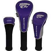 Team Effort Kansas State Wildcats Headcovers - 3 Pack