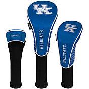 Team Effort Kentucky Wildcats Headcovers - 3 Pack