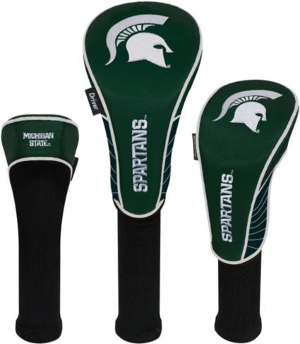 Team Effort Michigan State Spartans Headcovers - 3 Pack