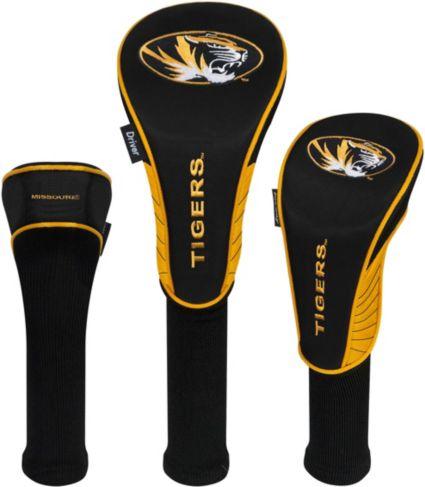 Team Effort Missouri Tigers Headcovers - 3 Pack
