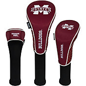 Team Effort Mississippi State Bulldogs Headcovers - 3 Pack