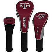 Team Effort Texas A&M Aggies Headcovers - 3 Pack