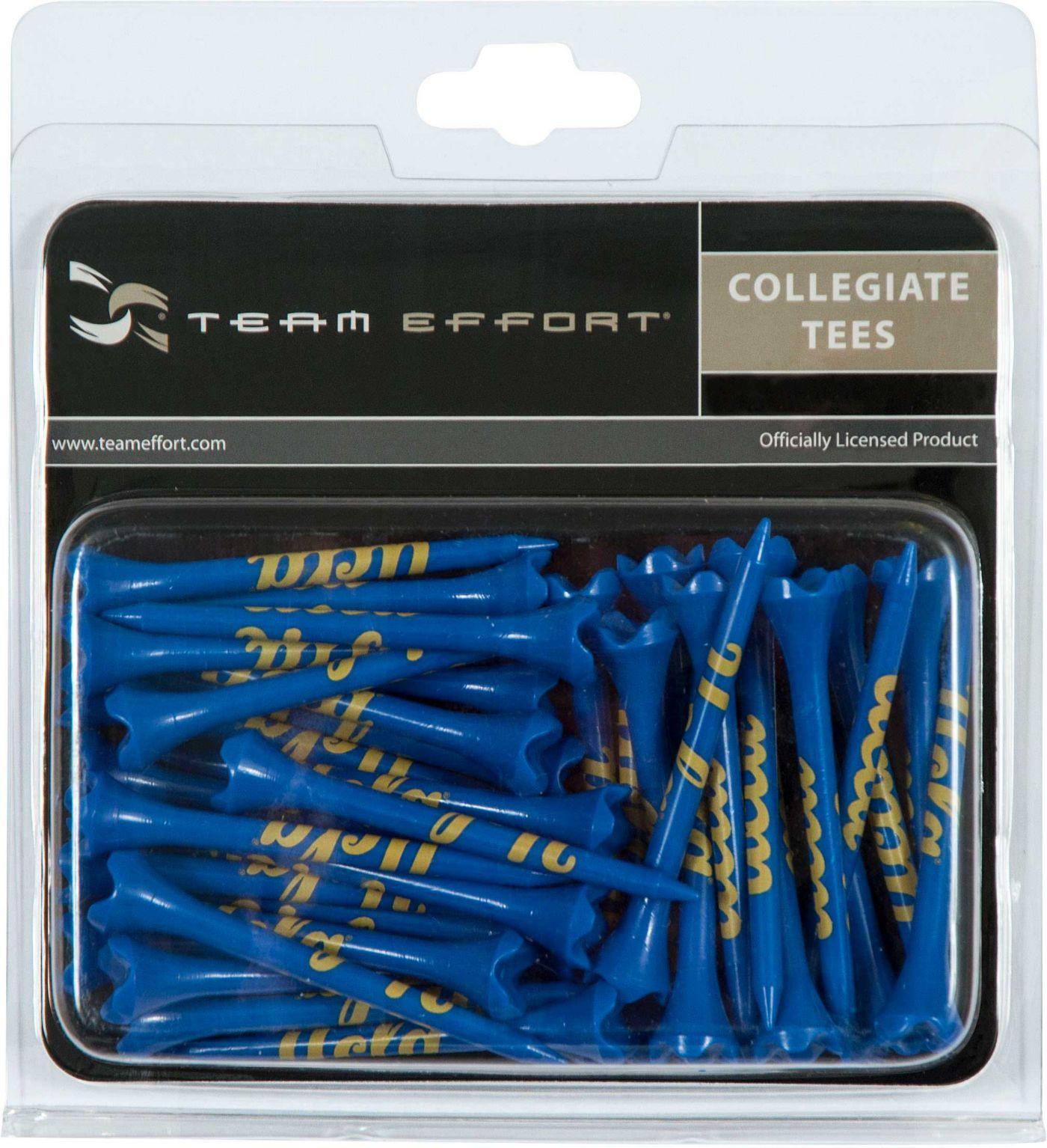 "Team Effort UCLA Bruins 2.75"" Golf Tees - 40 Pack"