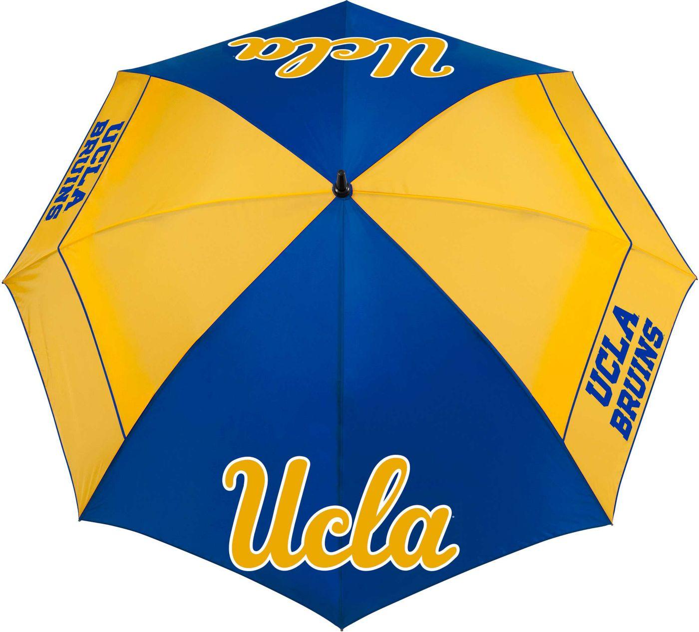 "Team Effort UCLA Bruins 62"" Windsheer Lite Golf Umbrella"