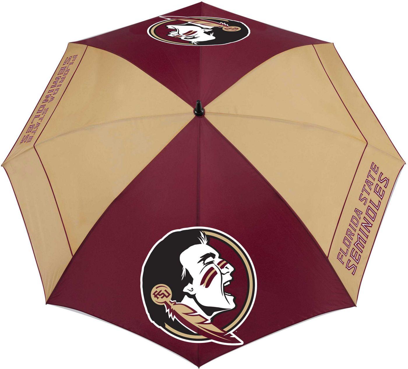 "Team Effort Florida State Seminoles 62"" Windsheer Lite Golf Umbrella"