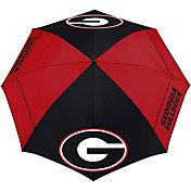 "Team Effort Georgia Bulldogs 62"" Windsheer Lite Golf Umbrella"