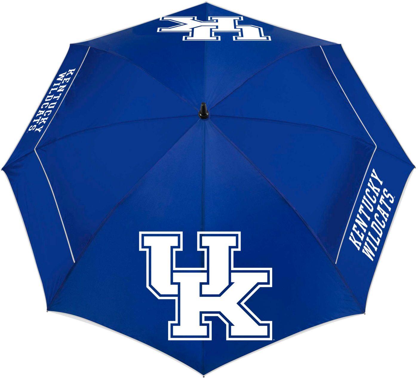 """Team Effort Kentucky Wildcats 62"""" Windsheer Lite Golf Umbrella"""