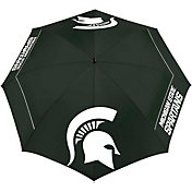"Team Effort Michigan State Spartans 62"" Windsheer Lite Golf Umbrella"