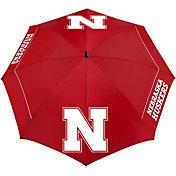 "Team Effort Nebraska Cornhuskers 62"" Windsheer Lite Golf Umbrella"