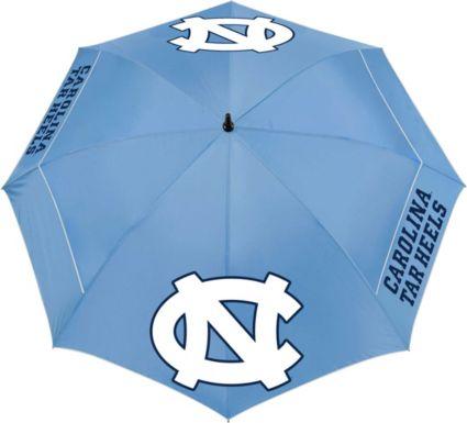 """Team Effort North Carolina Tar Heels 62"""" Windsheer Lite Golf Umbrella"""