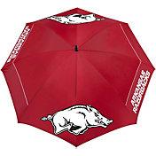 "Team Effort Arkansas Razorbacks 62"" Windsheer Lite Golf Umbrella"