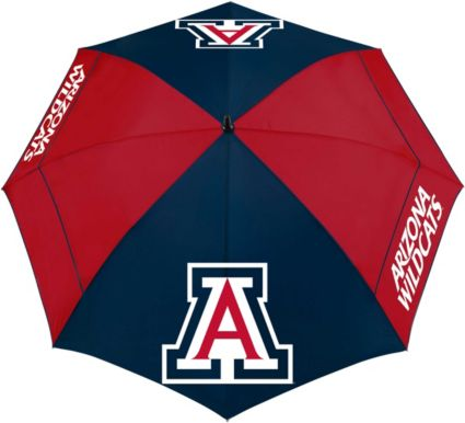 "Team Effort Arizona Wildcats 62"" Windsheer Lite Golf Umbrella"