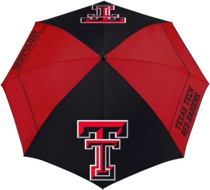 "Team Effort Texas Tech Red Raiders 62"" Windsheer Lite Golf Umbrella"