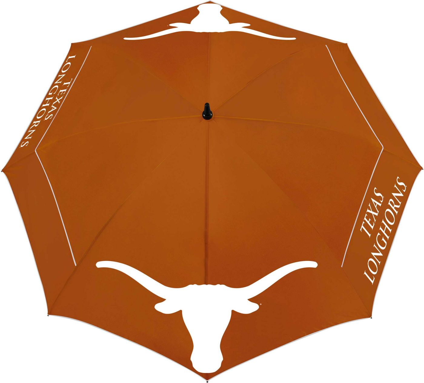 "Team Effort Texas Longhorns 62"" Windsheer Lite Golf Umbrella"