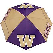 "Team Effort Washington Huskies 62"" Windsheer Lite Golf Umbrella"