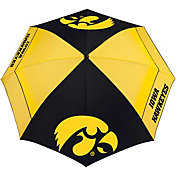 "Team Effort Iowa Hawkeyes 62"" Windsheer Lite Golf Umbrella"