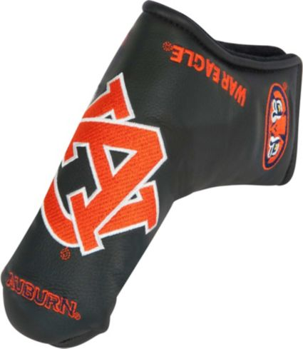 Team Effort Auburn Tigers Blade Putter Headcover