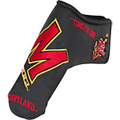Team Effort Maryland Terrapins Blade Putter Headcover