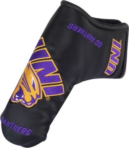 Team Effort Northern Iowa Panthers Blade Putter Headcover