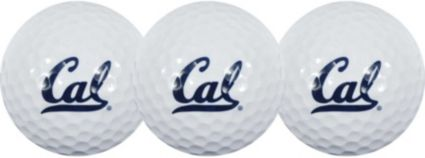 Team Effort California Golden Bears Golf Balls - 3 Pack