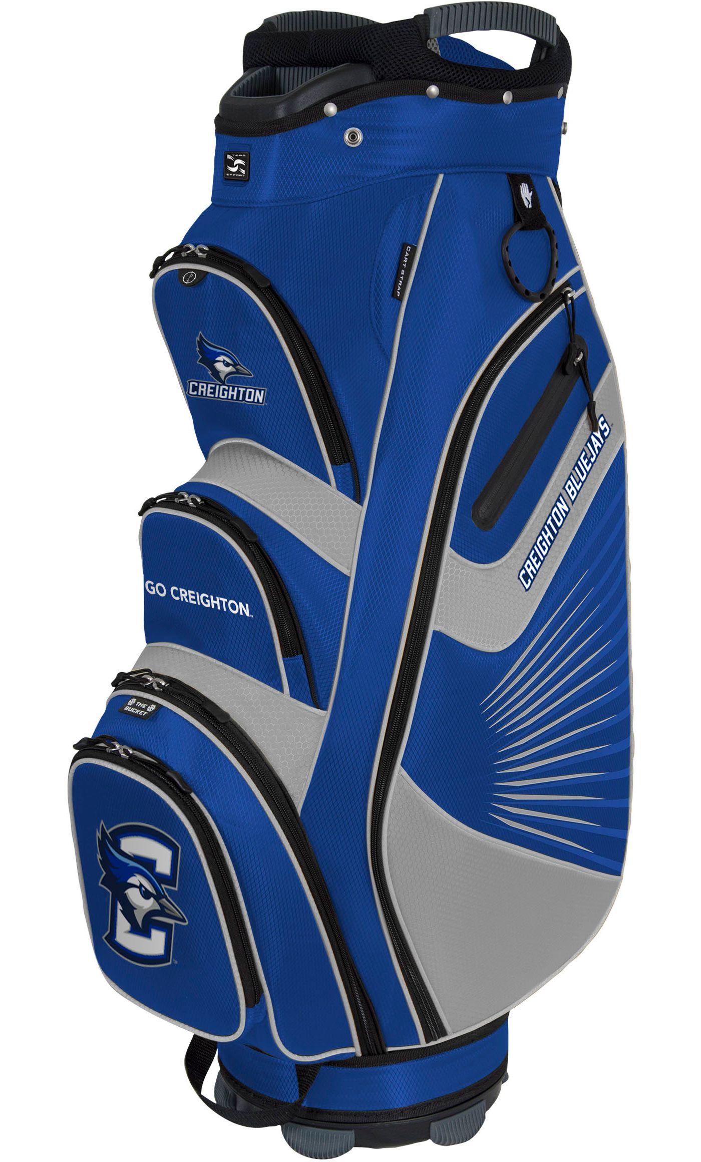 Team Effort Creighton Bluejays Bucket II Cooler Cart Bag