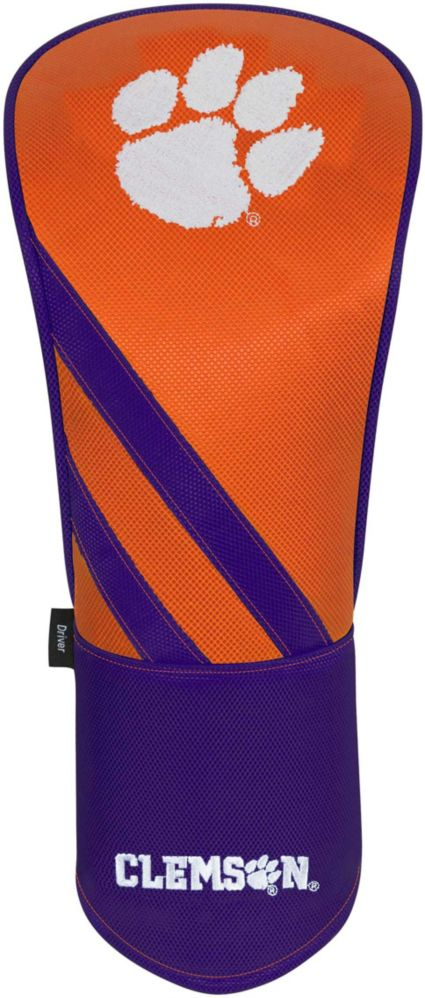 Team Effort Clemson Tigers Driver Headcover