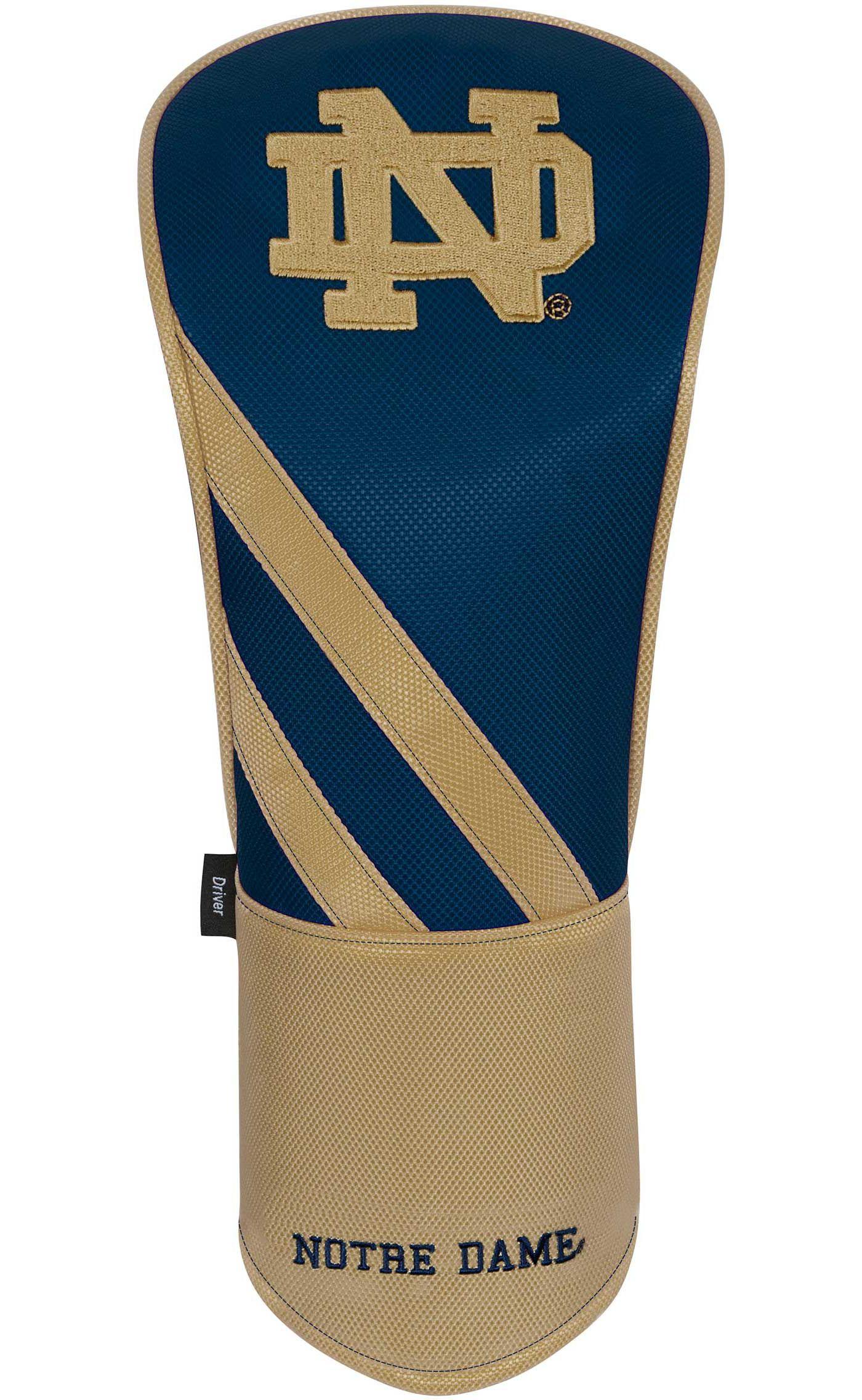 Team Effort Notre Dame Fighting Irish Driver Headcover